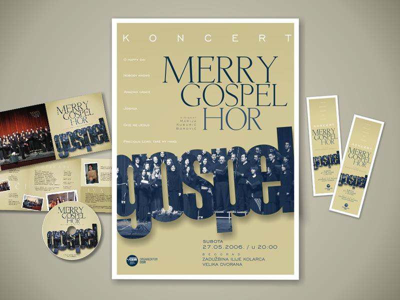 Merry Gospel Hor | Nenad Marković