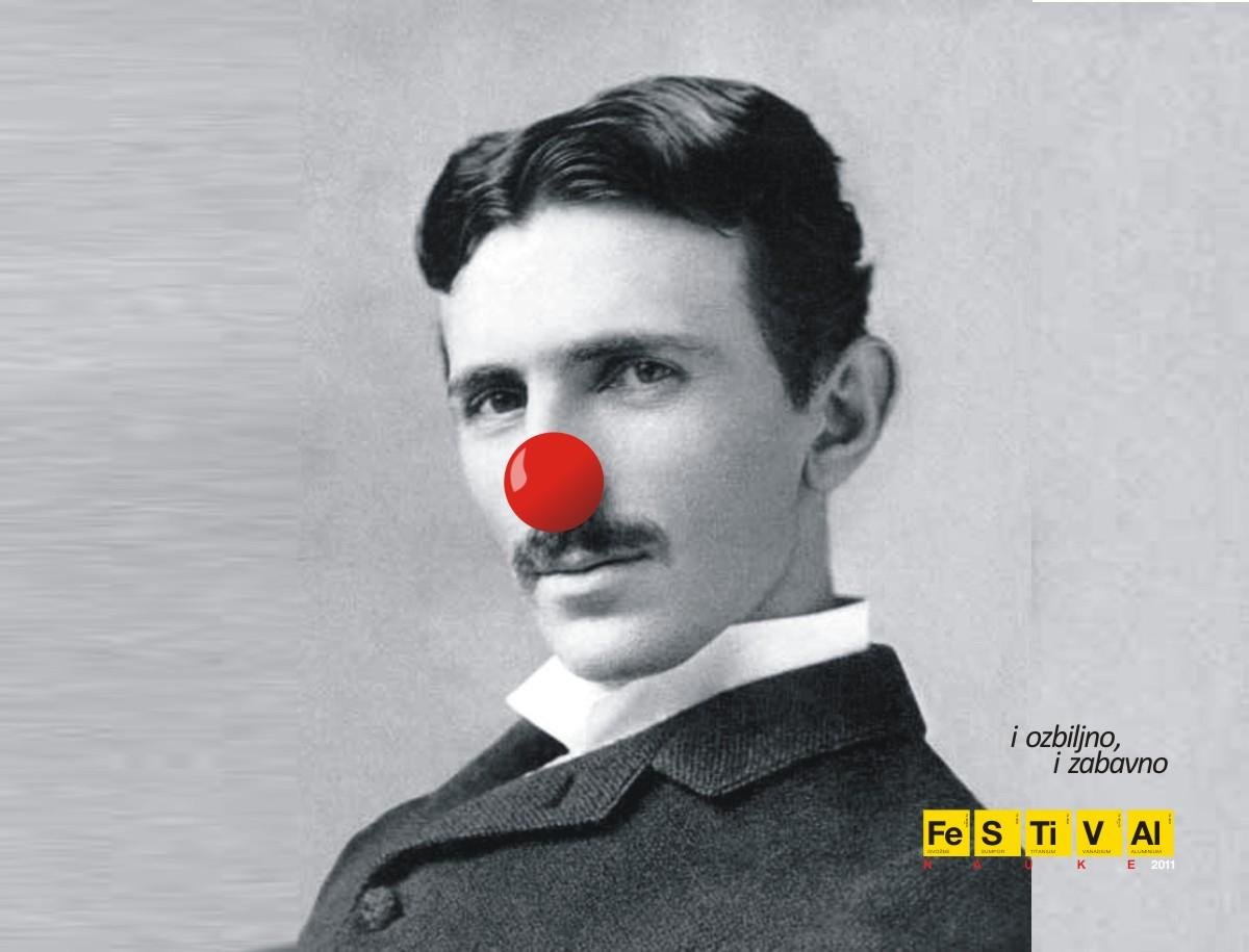 Nenad Markovic festival nauke – Tesla