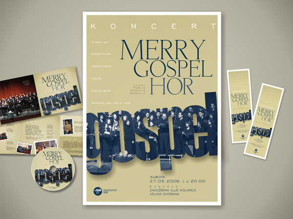 Merry Gospel Hor