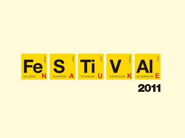 Festival Nauke, Predlog 2011